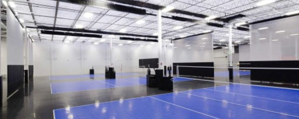 Indoor Courts Rhino Sports